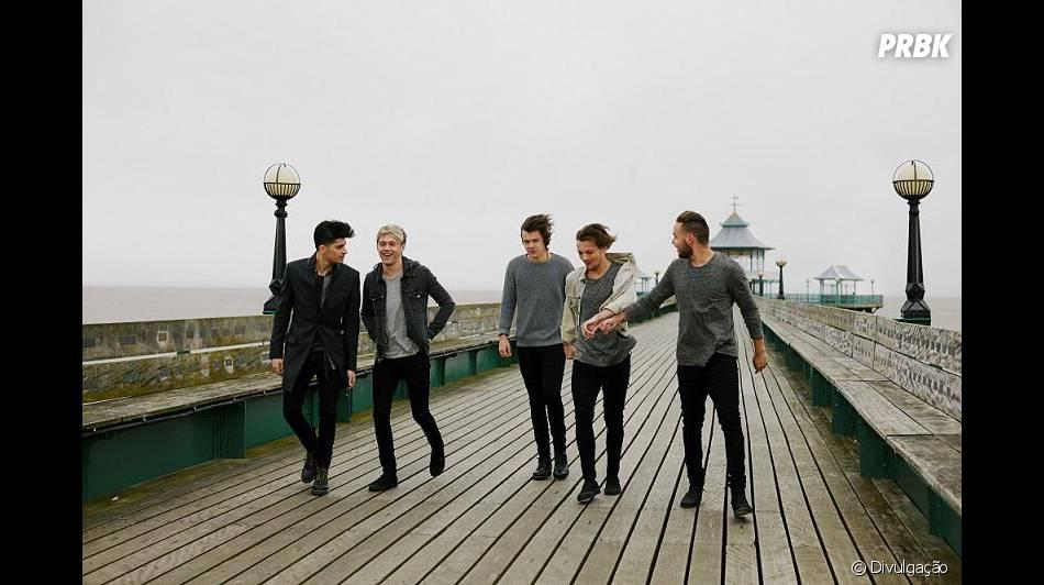 """Recentemente, o One Direction lançou o novo single do grupo: """"You & I"""""""