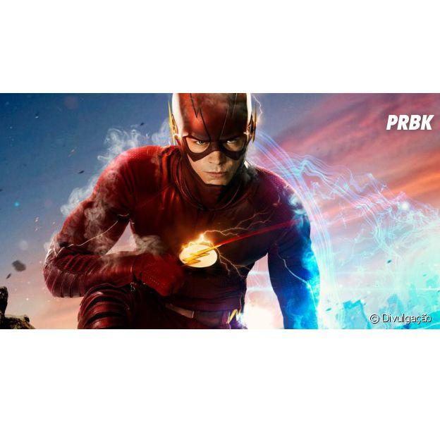 """Assim como em """"The Flash"""": veja outras séries com profissões que todo mundo deseja"""