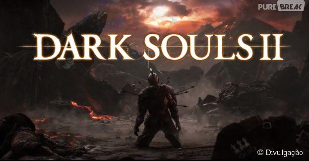 "Aprenda como sobreviver no game ""Dark Souls 2"""