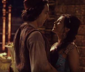"""Em """"Once Upon a Time"""", Aladdin e Jasmine aparecem pela primeira vez!"""