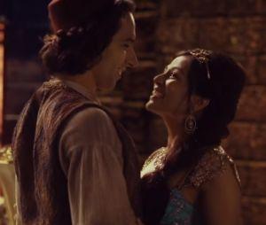 """De """"Once Upon a Time"""": na 6ª temporada, Aladdin (Deniz Akdeniz) e Jasmine (Karen David) também farão parte da 6ª temporada da série!"""