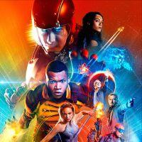 """De """"Legends of Tomorrow"""": na 2ª temporada, cartaz apresenta novos heróis. Confira!"""