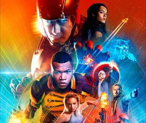 """Série """"Legends of Tomorrow"""": na 2ª temporada, produção ganha novo cartaz"""