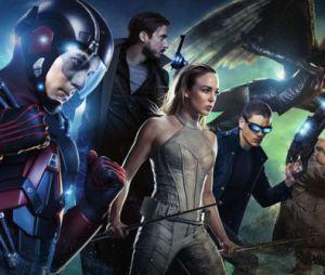 """Em """"Legends of Tomorrow"""", série ganha novo pôster na segunda temporada"""