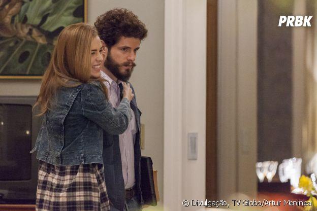 """Sophia Abrahão em cena na novela da Globo """"A Lei do Amor"""""""