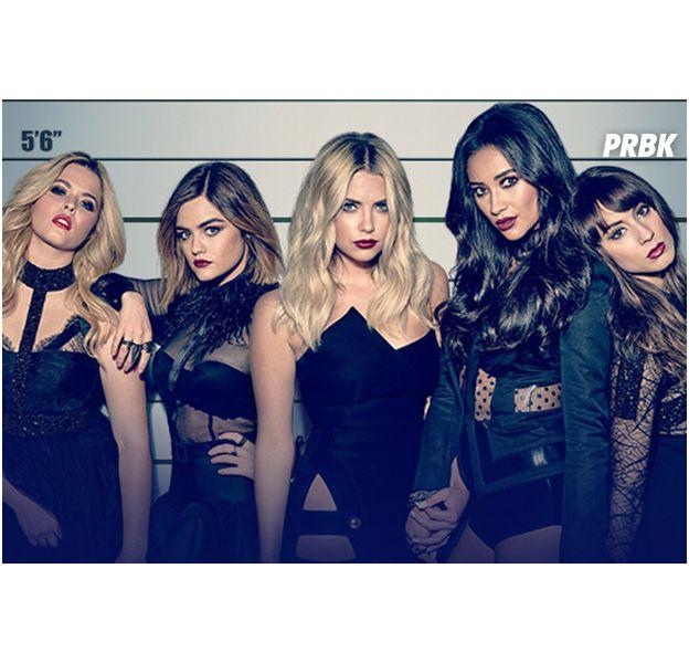 """Em """"Pretty Little Liars"""", série pode virar filme no futuro, segundo produtora!"""