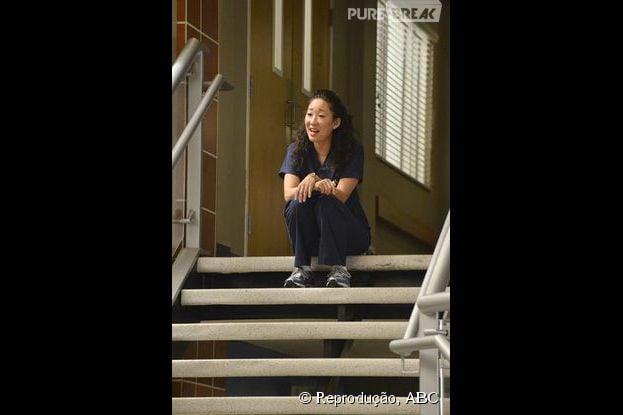 "Final de ""Grey's Anatomy"" e despedida da doutora Cristina Yang (Sandra Oh)"