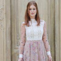 Marina Ruy Barbosa posa com Shailene Woodley e mais estrelas na Semana de Moda de Paris!