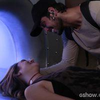 """Final de """"Além do Horizonte"""": Lili vai parar na máquina da felicidade!"""