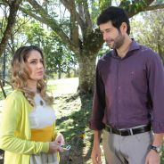 """Final """"Cúmplices de um Resgate"""": Isabela (Larissa Manoela) e Manuela conhecem o verdadeiro pai!"""
