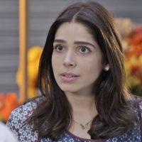 """Novela """"Haja Coração"""": Shirlei (Sabrina Petraglia) é humilhada e sofre na prisão!"""