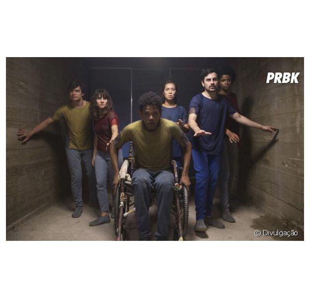 """""""3%"""" é a primeira série originalmente brasileira da Netflix!"""