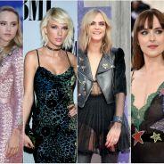 Taylor Swift, Dakota Johnson, Cara Delevingne e Suki Waterhouse curtem balada em Nova York!