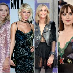 Taylor Swift, Dakota Johnson, Cara Delevingne e Suki Waterhouse curtem balada em Nova York!