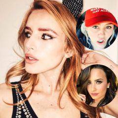 Bella Thorne revela crush em Demi Lovato e Miley Cyrus e comenta bissexualidade!