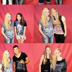 """Avril Lavigne usa """"Photoshop"""" para reduzir distância entre fãs, afirma coluna"""