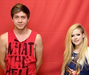 No Meet & Greet, os fãs não podem tocar em Avril Lavigne