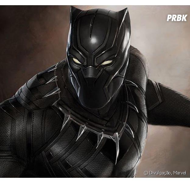 """Filme """"Pantera Negra"""", da Marvel, pode ganhar subtítulo de """"Motherland"""", ou """"Terra Mãe"""", em tradução livre"""