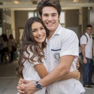 """Nicolas Prattes e Marina Moschen, ex-""""Malhação"""", vivem novo par romântico em """"Rock Story""""!"""