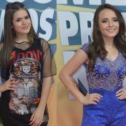 Larissa Manoela ou Maisa Silva? Qual estrela teen arrasou mais no look no Meus Prêmios Nick?
