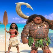 """Filme """"Moana"""": Personagem de Dwayne, o 'The Rock', canta para a princesa em vídeo. Confira!"""