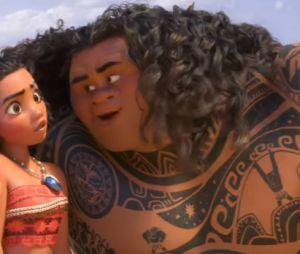 O semideus Maui ajudará Moana em sua missão, no filme que estreia em 2017.