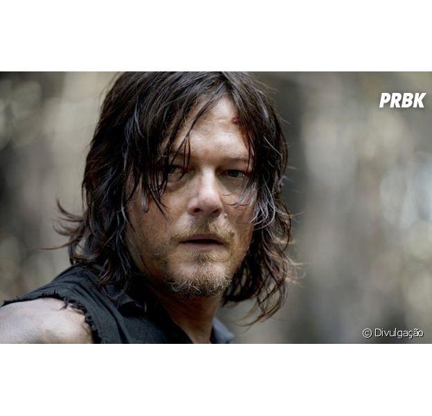 """Em """"The Walking Dead"""", Daryl """"não vê mais nada de bom no mundo"""", segundo Norman Reedus"""
