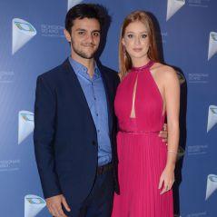"""De """"Totalmente Demais"""", Marina Ruy Barbosa, Felipe Simas e elenco se reencontram em premiação!"""