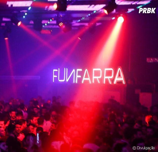 """Festa Funfarra vai ganhar tema especial """"Noite de Halloween"""" no próximo sábado (29) em São Paulo!"""