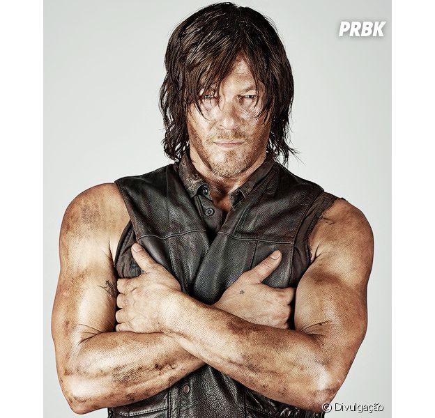 """Norman Reedus, o Daryl de """"The Walking Dead"""", fala sobre futuro do personagem"""