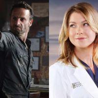 """""""The Walking Dead"""" ou """"Grey's Anatomy"""": qual elenco de série sofre mais?"""