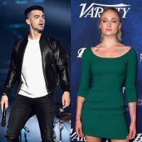 """Joe Jonas e Sophie Turner, de """"Game of Thrones"""", são flagrados em clima de romance. Veja fotos!"""