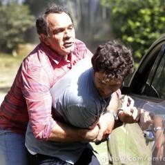 """Na trama """"Em Família"""": Briga entre Luiza, Laerte, Helena e Virgílio termina mal!"""