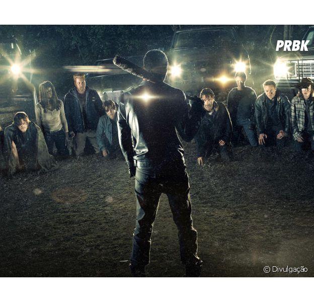 """Em """"The Walking Dead"""", série está começando a caminhar para o fim, segundo produtor"""