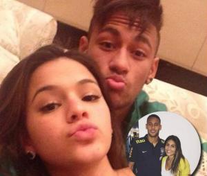 Modelo posta foto com Neymar, tira onda com Bruna Marquezine e revolta shippers de Brumar