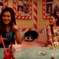 """Maisa Silva, de """"Carinha de Anjo"""", recebe Juju Almeida no novo vídeo do canal """"Maisera"""". Assista!"""