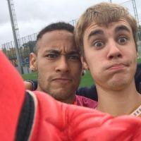 Justin Bieber e Neymar Jr. aparecem jogando futebol em novo vídeo. Assista!