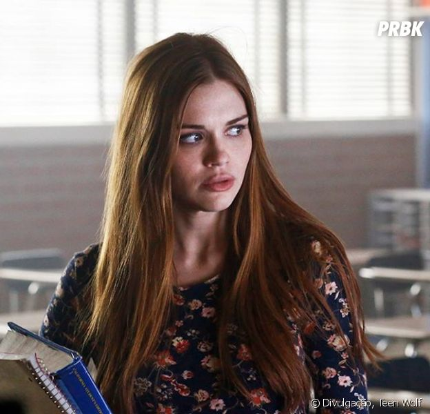 """Em """"Teen Wolf"""", Lydia (Holland Roden) recebe pista sobre o primeiro nome de Stiles (Dylan O'Brien)"""