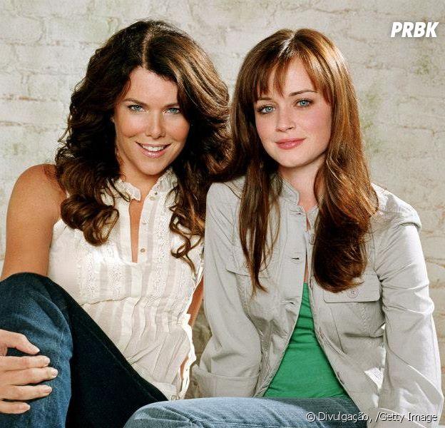 """Veja o Antes e Depois do elenco de """"Gilmore Girls"""""""