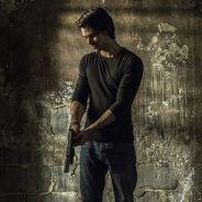 """Dylan O'Brien, de """"Maze Runner"""", é visto rodando filme pela primeira vez desde acidente!"""