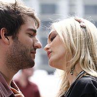 """Em """"Geração Brasil"""": Megan tenta seduzir Davi, mas toma fora!"""