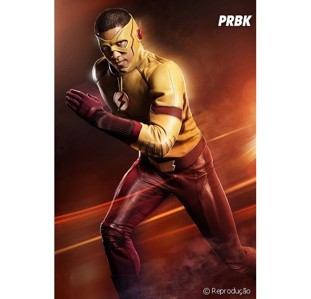 "De ""The Flash"": na 3ª temporada, Wally West (Keiynan Lonsdale) está prestes a se tornar o Kid Flash!"