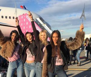 O desfile da Victoria's Secret virou trending toppic no Twitter em questão de minutos