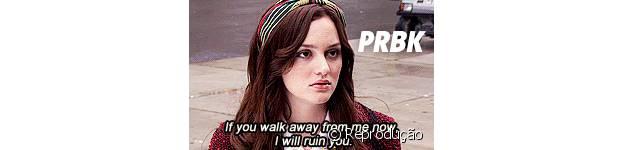 "Blair Waldorf x Jenny em ""Gossip Girls"""