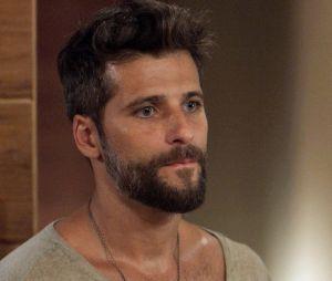 Mario (Bruno Gagliasso) será acusado de assassinar Massao (Marcos Tumura)