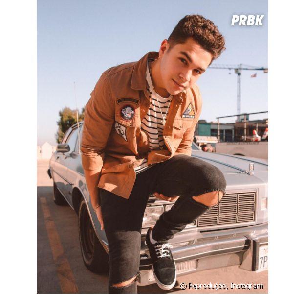 Austin Mahone anuncia lançamento do novo EP da carreira no Instagram e causa alegria entre os fãs
