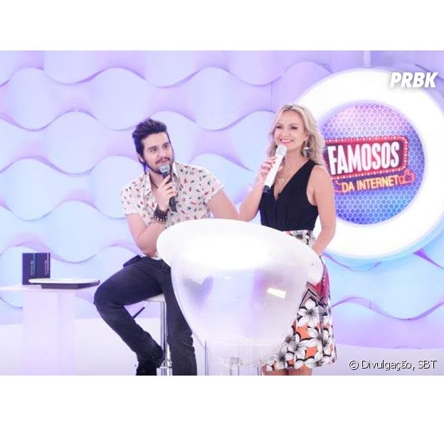 """Luan Santana é o convidado do """"Programa da Eliana"""" deste domingo (11)"""