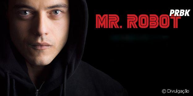 """""""Mr. Robot"""" foi um dos indicados ao Globo de Ouro 2017!"""
