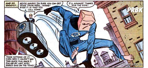 Homem-Aranha já usou um uniforme totalmente diferente do normal!