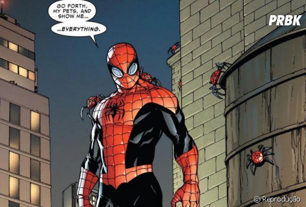 Homem-Aranha já teve seu corpo roubado pelo vilão Octopus!